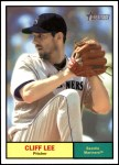 2010 Topps Heritage #253  Cliff Lee  Front Thumbnail