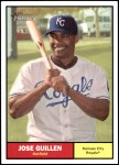 2010 Topps Heritage #349  Jose Guillen  Front Thumbnail