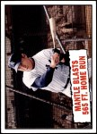 2010 Topps Heritage #406   -  Mickey Mantle Mantle Blasts 565 ft. Home Run Front Thumbnail