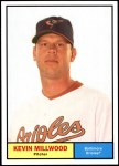 2010 Topps Heritage #248  Kevin Millwood  Front Thumbnail