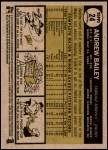 2010 Topps Heritage #24  Andrew Bailey  Back Thumbnail