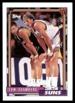 1992 Topps #18  Tom Chambers  Front Thumbnail