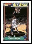 1992 Topps #121   -  Patrick Ewing All-Star Front Thumbnail