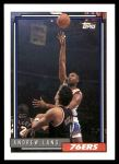 1992 Topps #276  Andrew Lang  Front Thumbnail