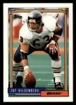 1992 Topps #65  Jay Hilgenberg  Front Thumbnail