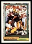 1992 Topps #244  Rich Moran  Front Thumbnail