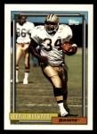1992 Topps #349  Craig Heyward  Front Thumbnail