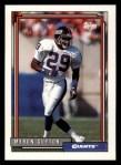 1992 Topps #517  Myron Guyton  Front Thumbnail