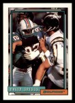 1992 Topps #588  David Griggs  Front Thumbnail