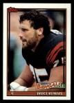 1991 Topps #245  Bruce Reimers  Front Thumbnail