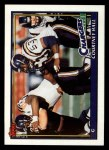 1991 Topps #428  Courtney Hall  Front Thumbnail