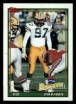 1991 Topps #443  Tim Harris  Front Thumbnail
