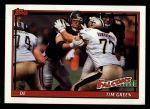 1991 Topps #581  Tim Green  Front Thumbnail