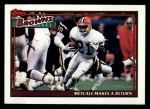 1991 Topps #632   -  Eric Metcalf / Kevin Mack / Webster Slaughter / Felix Wright / Michael Dean Perry / Mike Johnson Browns Leaders Front Thumbnail