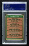 1975 Topps Mini #622   -  Fred Lynn / Ed Armbrister / Tom Poquette / Terry Whitfield Rookie Outfielders Back Thumbnail
