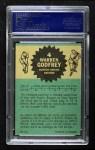 1962 Topps #4  Warren Godfrey  Back Thumbnail