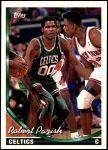 1993 Topps #142  Robert Parish  Front Thumbnail