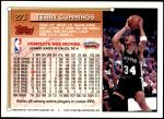 1993 Topps #273  Terry Cummings  Back Thumbnail