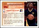 1993 Topps #376  Ken Williams  Back Thumbnail
