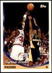 1993 Topps #241  Byron Scott  Front Thumbnail