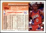 1993 Topps #338  Orlando Woolridge  Back Thumbnail