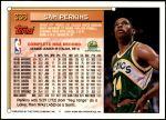 1993 Topps #336  Sam Perkins  Back Thumbnail