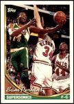 1993 Topps #336  Sam Perkins  Front Thumbnail