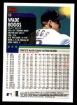 2000 Topps #3  Wade Boggs  Back Thumbnail