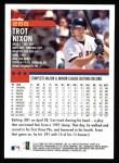 2000 Topps #269  Trot Nixon  Back Thumbnail
