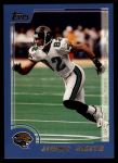 2000 Topps #84  Jimmy Smith  Front Thumbnail