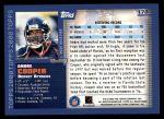 2000 Topps #178  Andre Cooper  Back Thumbnail