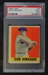 1948 Leaf #75  Dom DiMaggio  Front Thumbnail