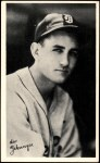 1936 National Chicle Fine Pen Premiums  Charley Gehringer  Front Thumbnail
