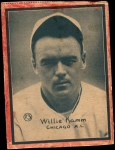 1931 W517 #13  Willie Kamm  Front Thumbnail
