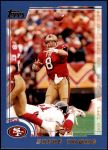 2000 Topps #120  Steve Young  Front Thumbnail
