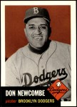 1953 Topps Archives #320  Don Newcombe  Front Thumbnail
