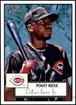 2001 Topps Heritage #308  Pokey Reese  Front Thumbnail