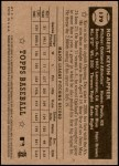 2001 Topps Heritage #179  Kevin Appier  Back Thumbnail