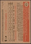2001 Topps Heritage #119  Brian Sellier  Back Thumbnail