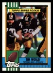1990 Topps #175  Tim Worley  Front Thumbnail