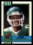 1990 Topps #463  Al Toon  Front Thumbnail
