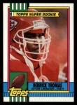 1990 Topps #248  Derrick Thomas  Front Thumbnail