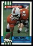 1990 Topps #334  Cortez Kennedy  Front Thumbnail
