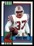 1990 Topps #429  Maurice Hurst  Front Thumbnail