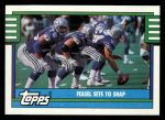 1990 Topps #526   Seahawks Highlights Front Thumbnail