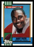 1990 Topps #174  Barry Foster  Front Thumbnail