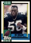 1990 Topps #235  Pat Swilling  Front Thumbnail