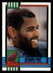 1990 Topps #376  Richard Dent  Front Thumbnail