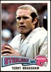 1975 Topps #461  Terry Bradshaw  Front Thumbnail