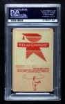1949 Ed-U-Cards Batter Up   Foul Ball Back Thumbnail